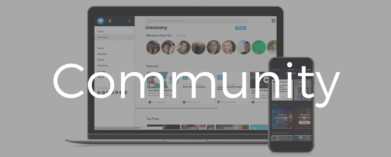 Abundance Digital Community