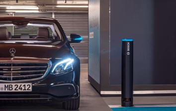Bosch and Daimler
