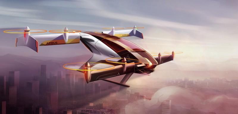 airbus autonomous cars