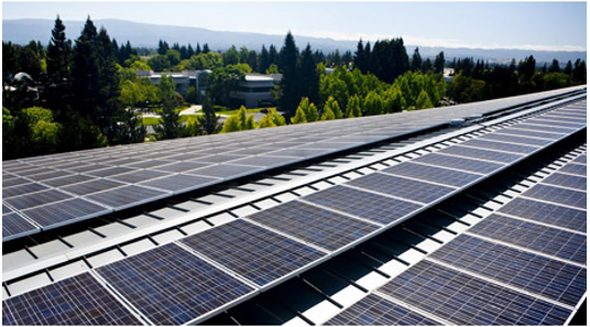 google renewable energy