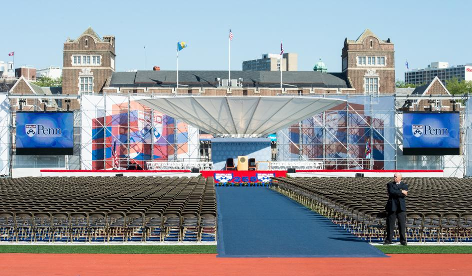 university of pennsylvania graduation