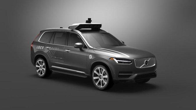 Uber Self Driving Cars Pittsburgh