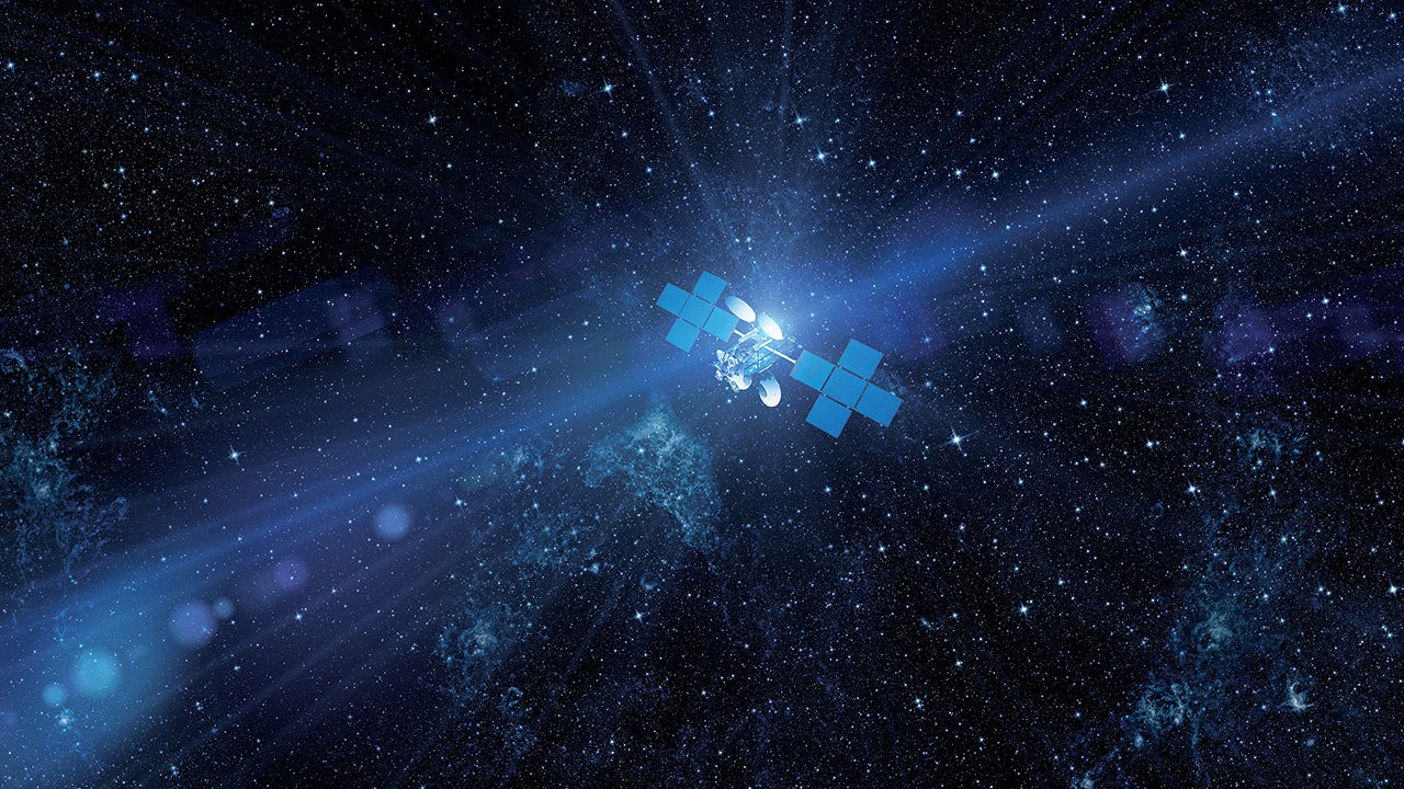 terabit satellites