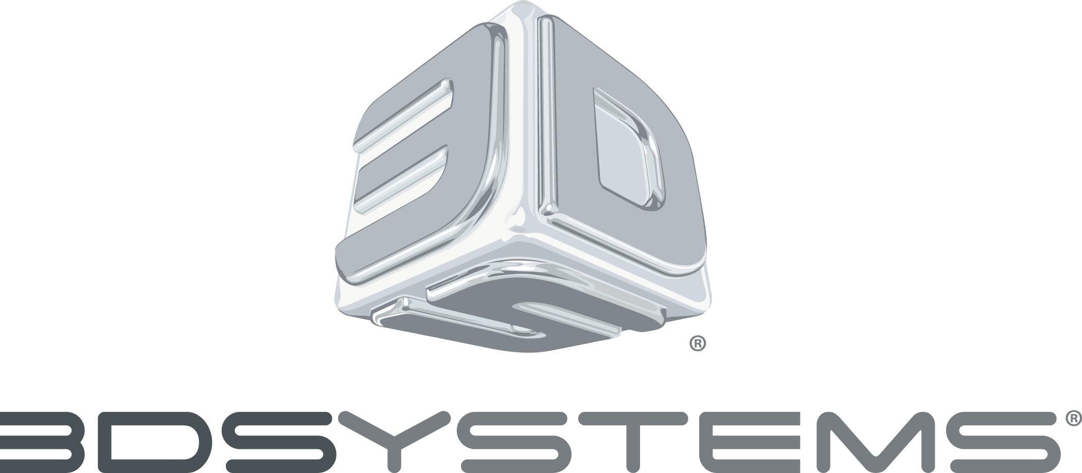 3D Systems Logo