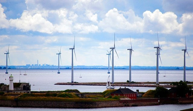 denmark wind energy