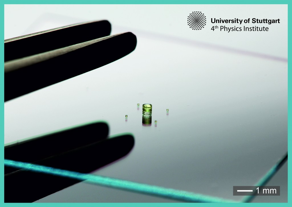 Injectable Micro Camera