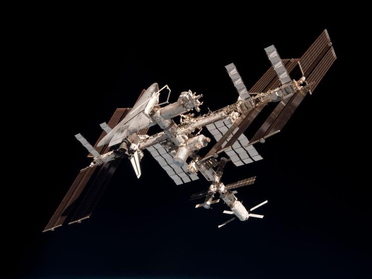 Nasa Iss Private Owner