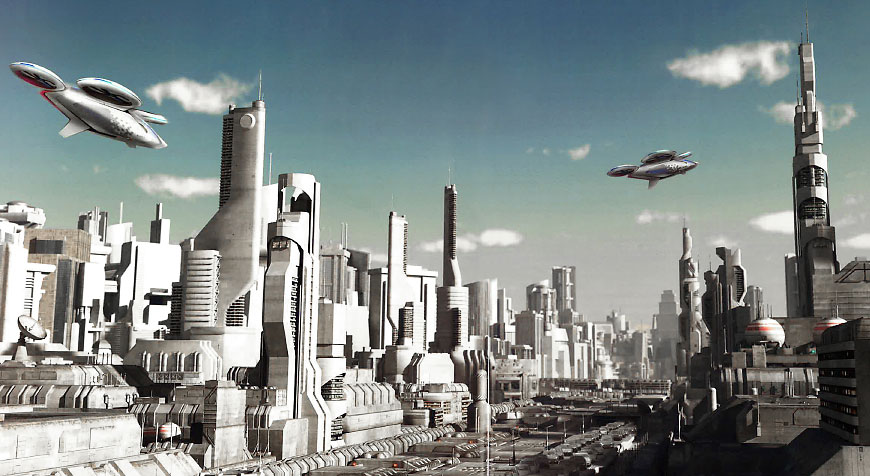 Airbus Self Flying Air Taxis