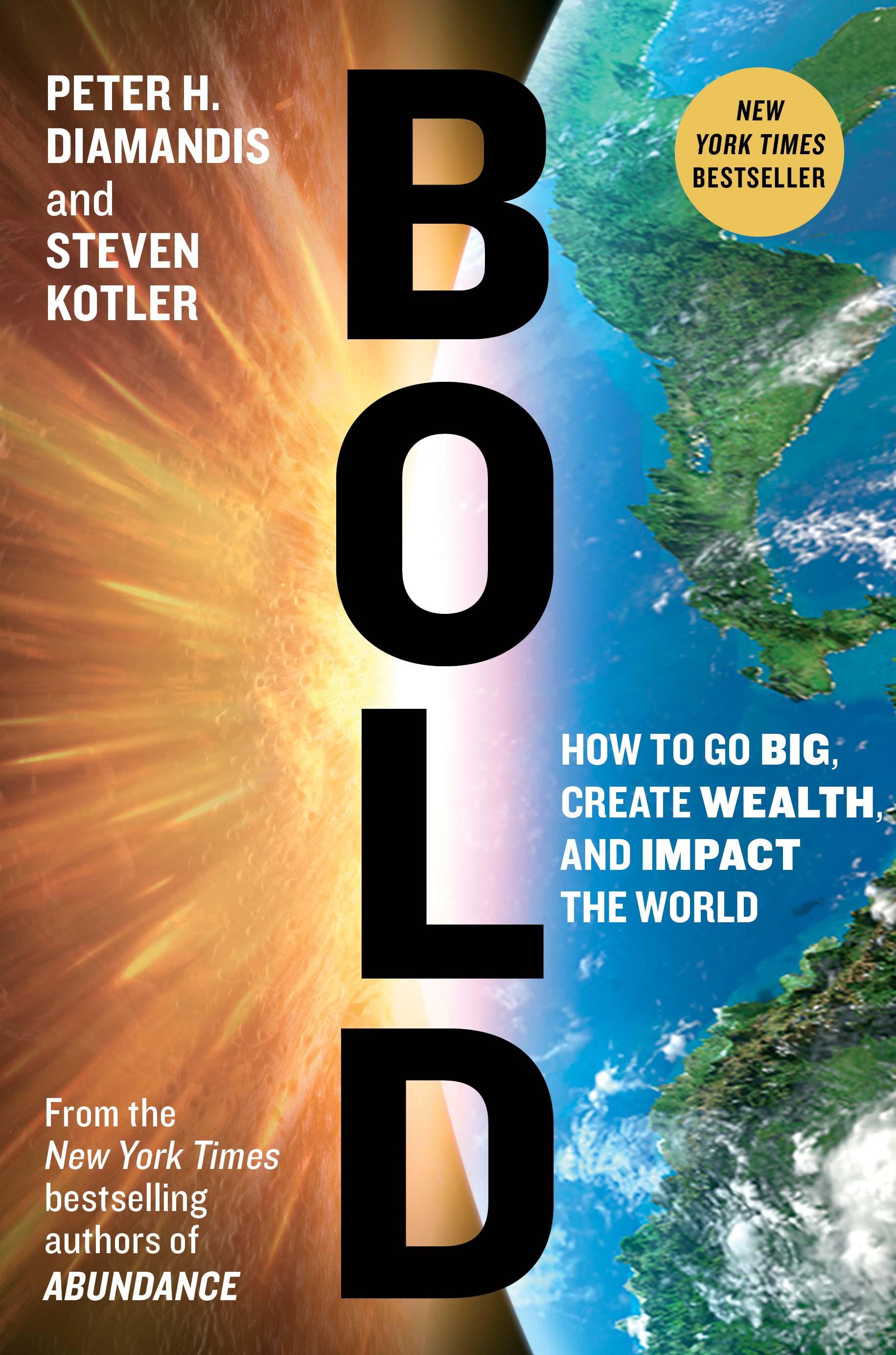 Bold by Peter Diamandis