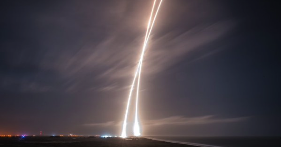 SpaceX's Successful Landing of the Falcon 9