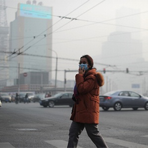 pollution china