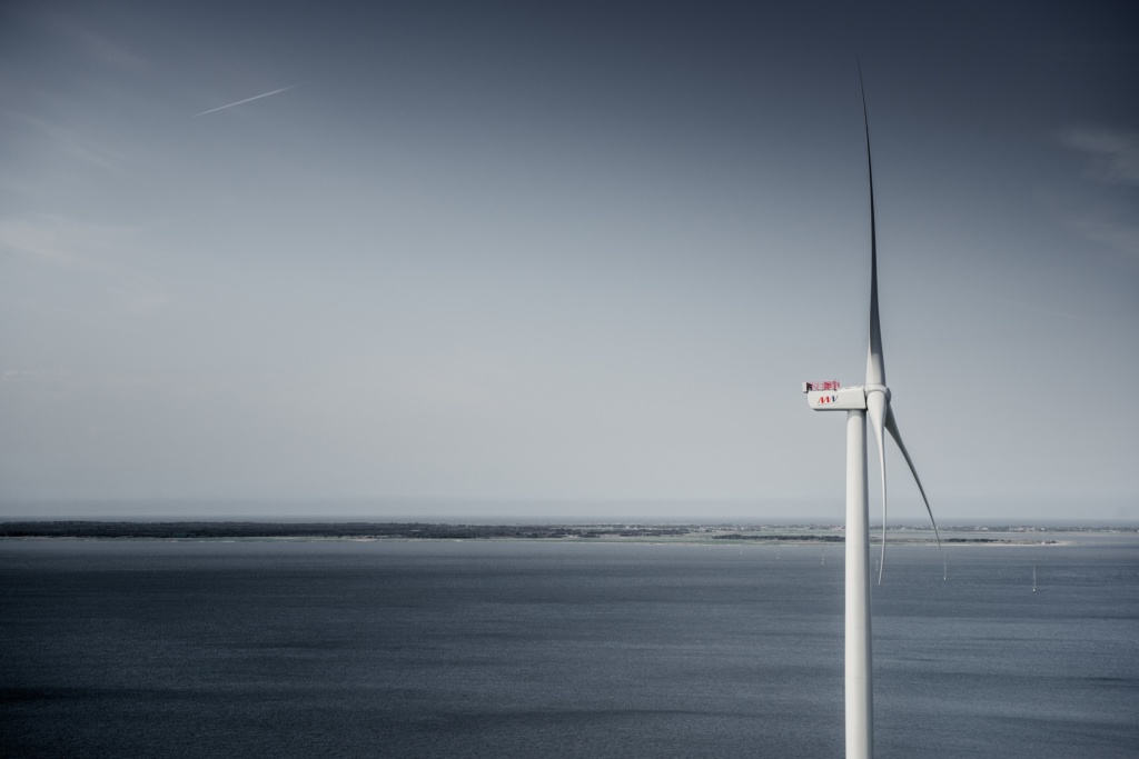 wind turbine most energy produced