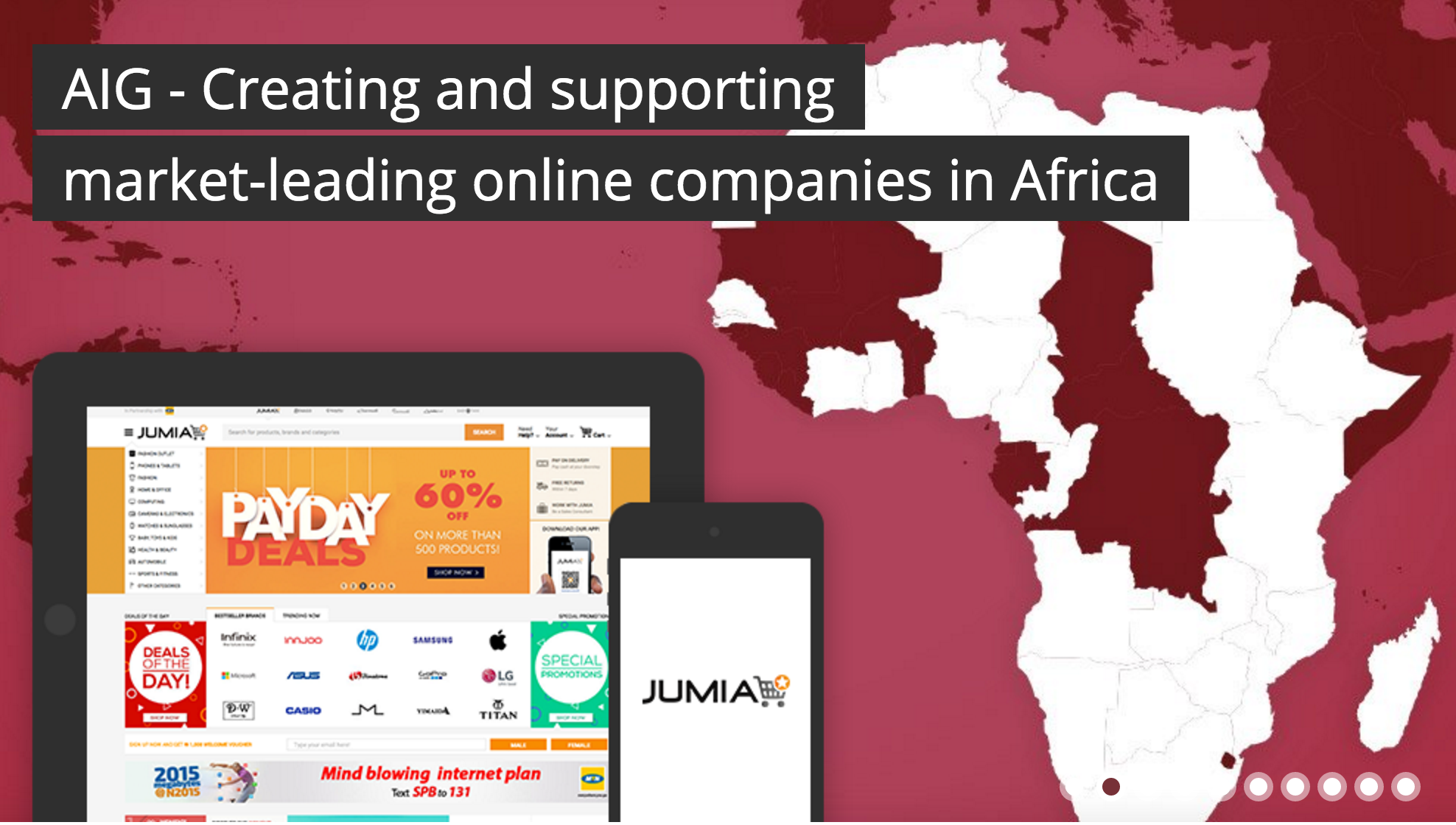 Africa Internet Group Unicorn