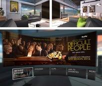 hulu virtual reality