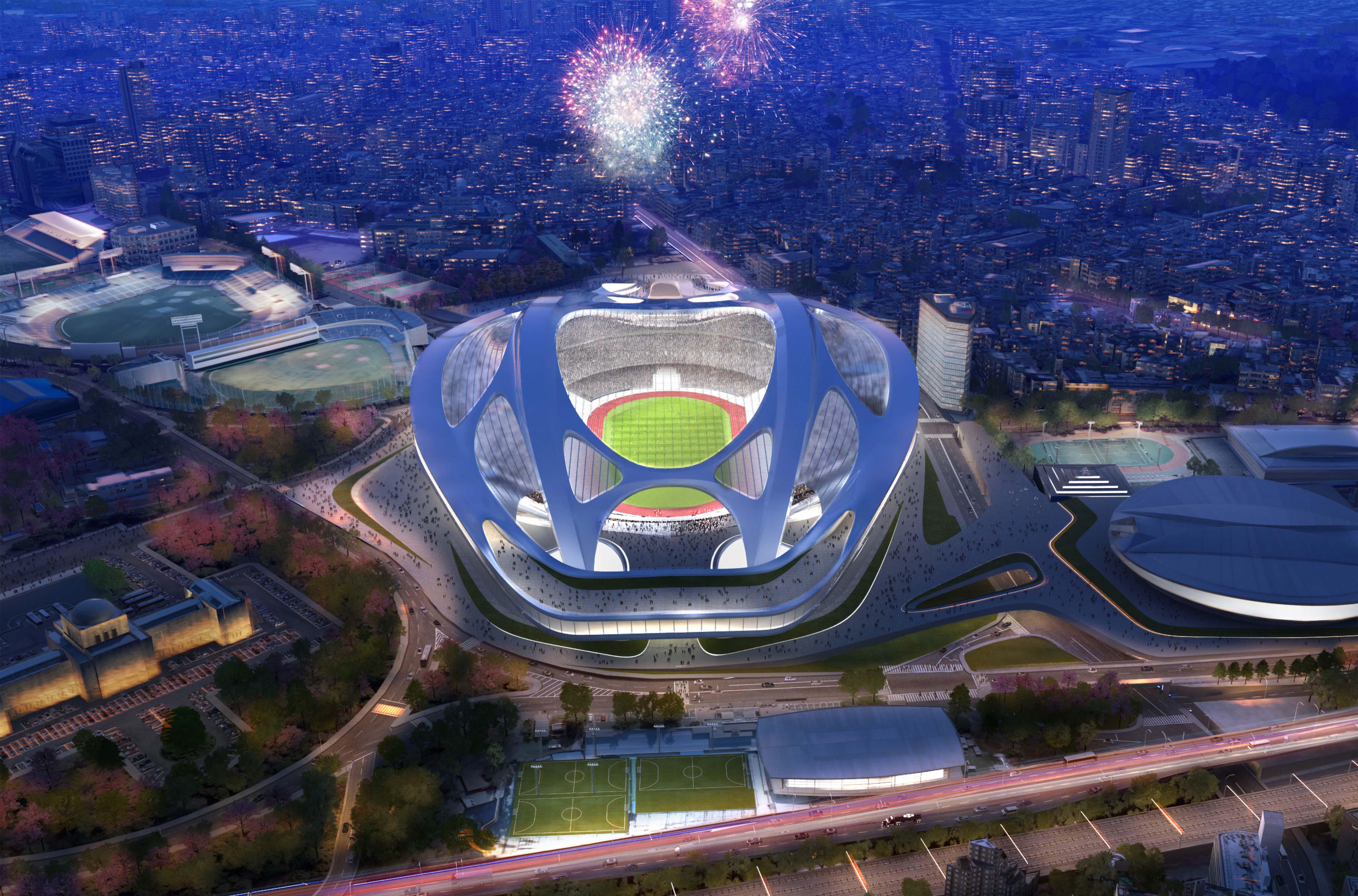 2020 Tokyo Olympics Technology