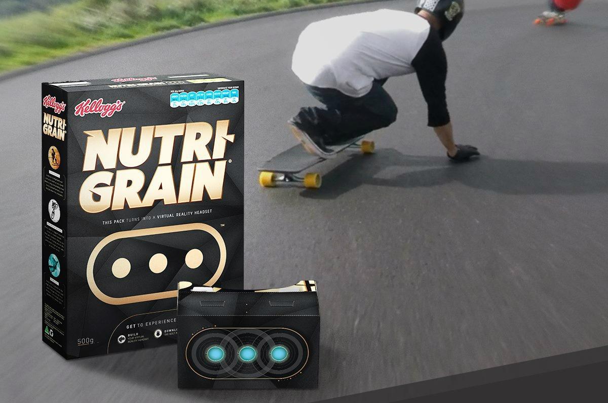 nutri-grain vr headsets