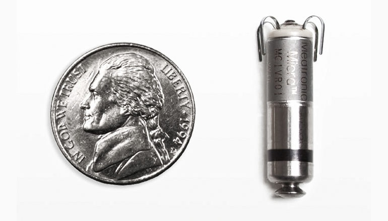 Pill-Sized Pacemakers