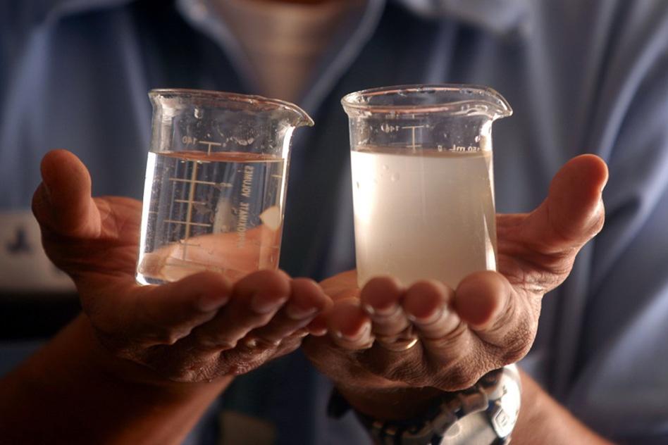 Desalination Sea Water India