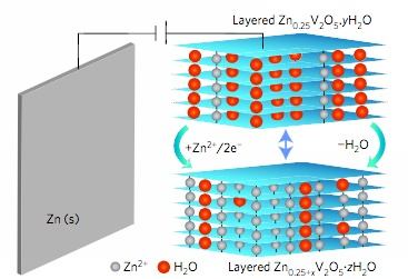 zinc ion battery