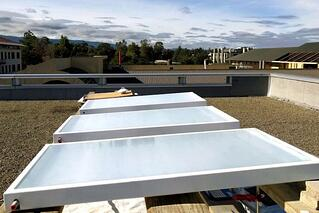 Electricity-free Stanford system cuts cooling costs by beaming heat into space