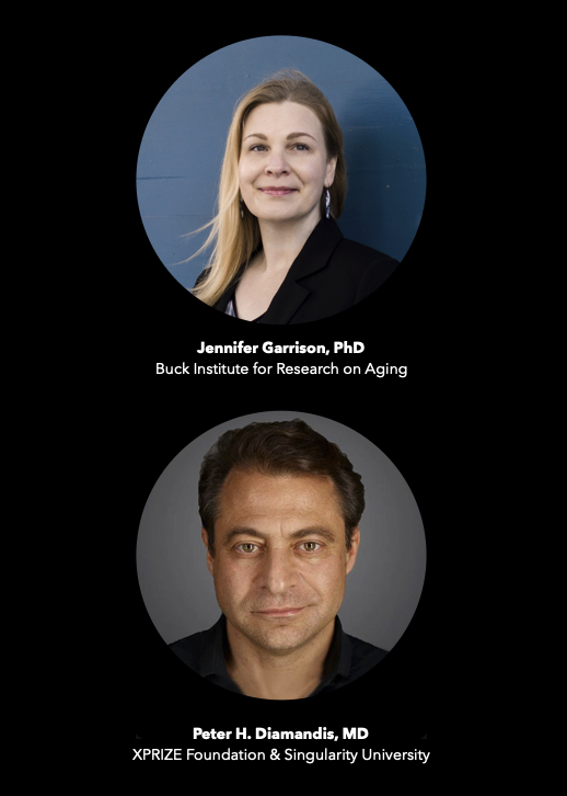 Jennifer Garrison and Peter Diamandis-1