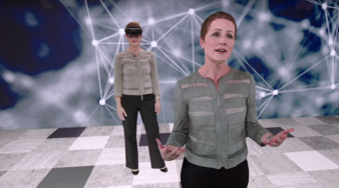 Microsoft Hologram