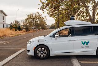 RIDERS IN WAYMOS SELF-DRIVING CARS WILL NOW BE INSURED