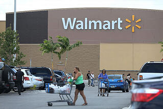WALMART IS DEVELOPING PERSONAL SHOPPING SERVICES AND CASHIER-FREE STORES