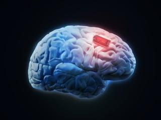tiny antenna for brain implants