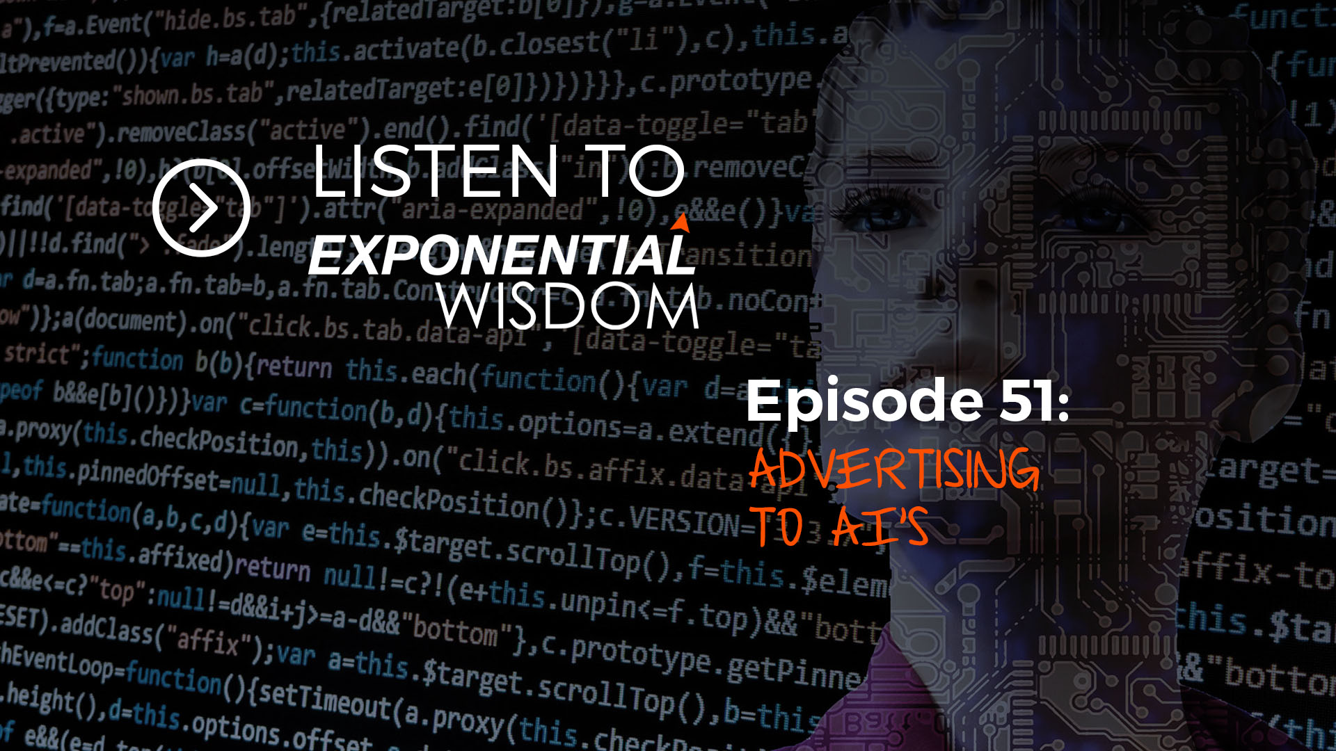 Advertising to AI
