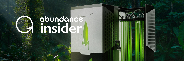 Abundance Insider: September 20th, 2019