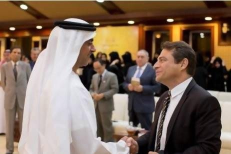 Crown Prince of Abu Dhabi