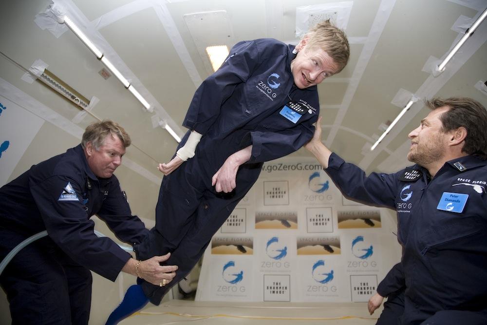 Stephen Hawking Peter