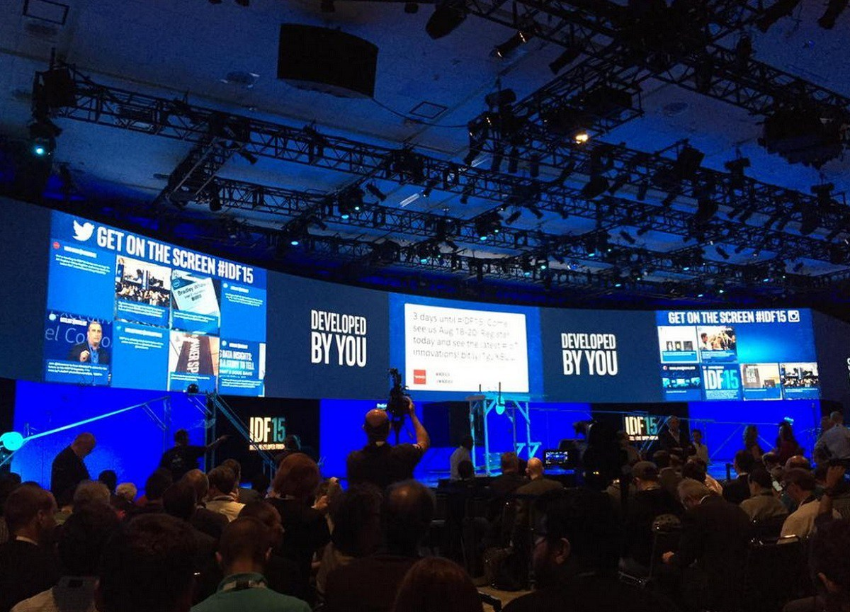 intel developers forum