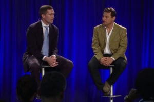 Fireside chat with Jay Rogers and Peter Diamandis at Singularity University, 2012