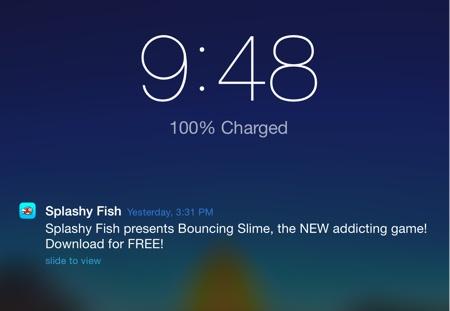 useless push notification