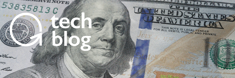 Benjamin Franklin on $100 bill