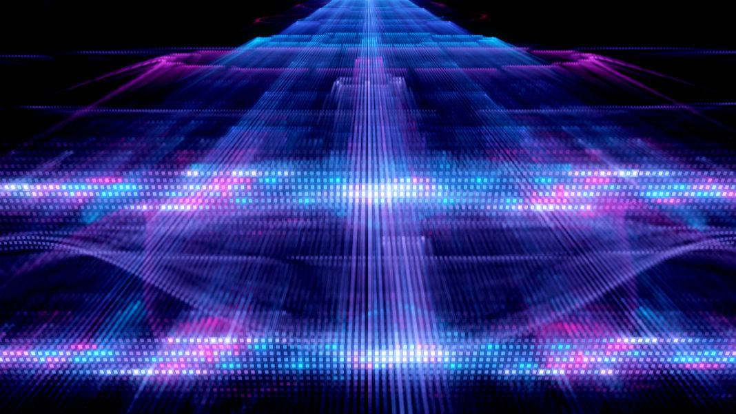 Multilevel big data analysis quantum computer