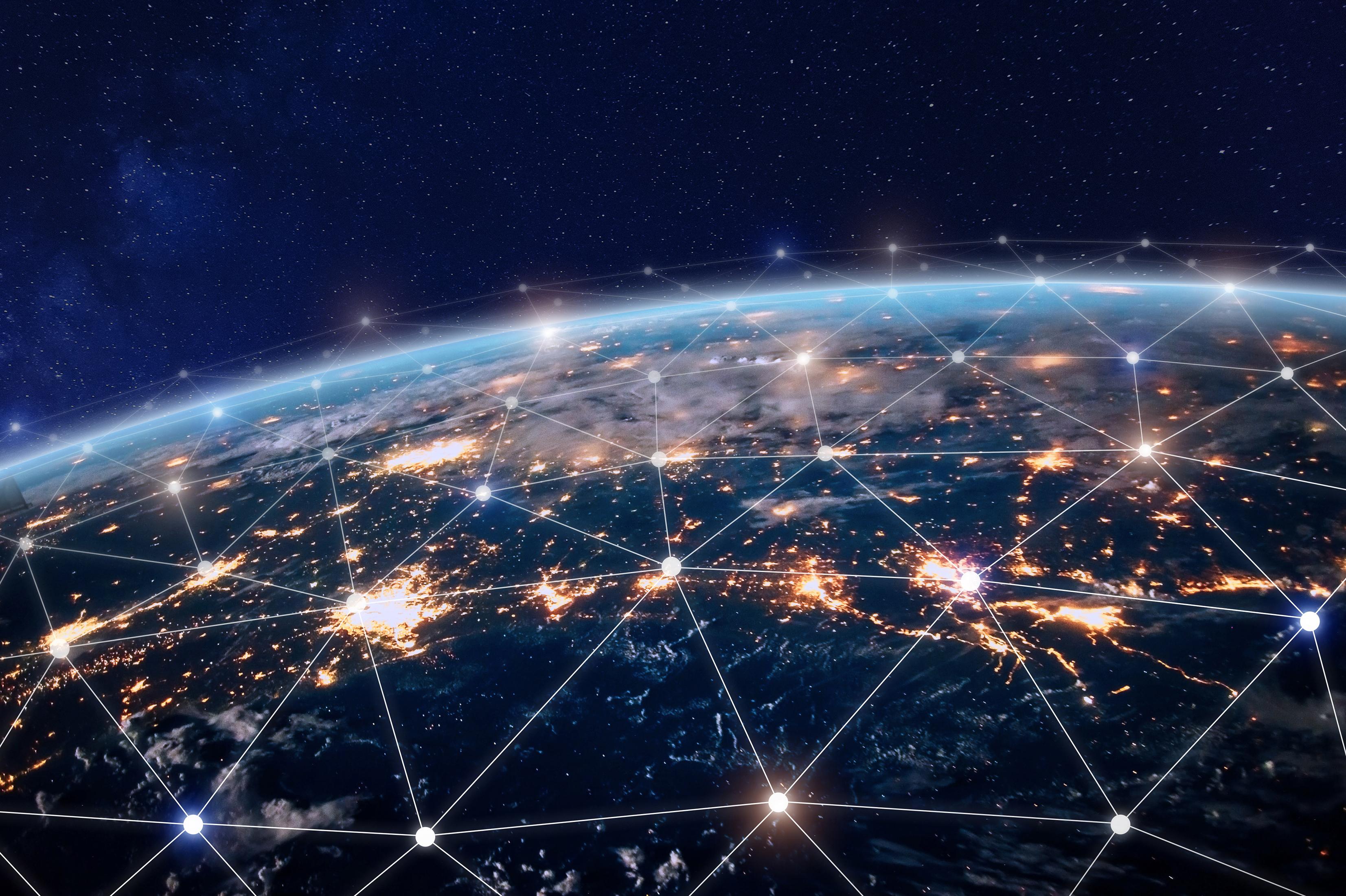 global telecom network