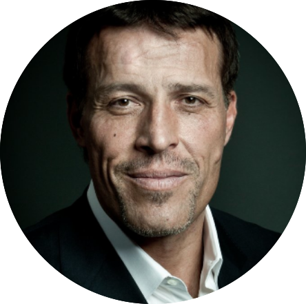 tony robbins color